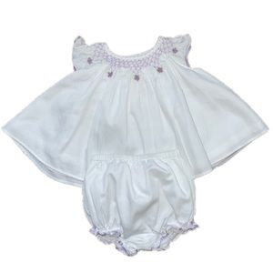 Classic Janie & Jack Swing Top and Bloomers
